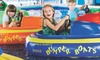 Up to 53% Off Bumper Boat Rides at Odysea