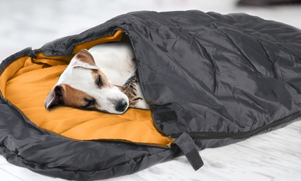 $29 for a Waterproof Pet Sleeping Bag (Don't Pay $79.99)