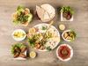 Menu libanais pour deux