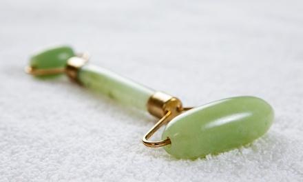 Hasta 5 rodillos de jade de masaje facial