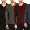 Men's V-Neck Pullover Sweater
