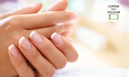 Estheticenter – Aldeota: alongamento de unhas em gel, acrigel ou pó de fibra (opção com manicure)