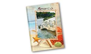 Personaliza.com: Fotolibro de tapa dura con tamaño y número de páginas a elegir con envío gratuito desde 34,90 € Personaliza.com