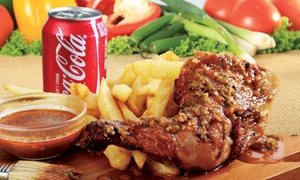 Bimbo's - Benoni: Bimbo's Choice of Combos from R35 for One at Bimbo's - Benoni