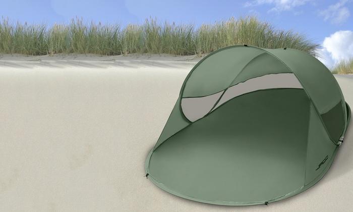 Tenda da spiaggia per 2 persone groupon goods
