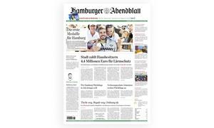 Davon-hast-Du-was: 14 Tage Gratis-Leseprobe einer regionalen Tageszeitung in Hamburg