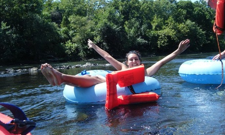 Tubing on the Schuylkill River for One, Two, Four, or Eight with Reading Rivertribe (Up to 56% Off)