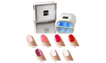 Kit manicure LCI Cosmetics