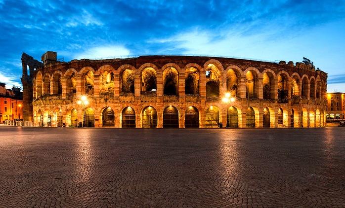 Verona, Hotel Montemezzi 4*L - Fino a 5 notti con colazione, aperitivo o in mezza pensione per due persone