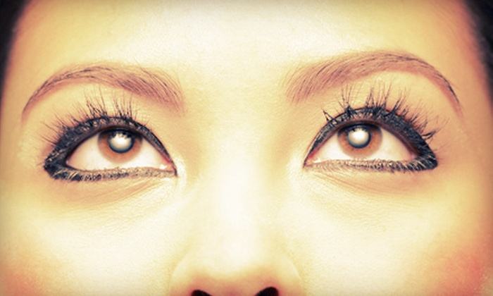 The Xtreme Beauty - Xtreme Facials: Full Set of Eyelash Extensions with Option of Refill at The Xtreme Beauty (61% Off)
