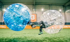 Bubble Bump - Clermont-Ferrand: 1 session de Bubble Bump d'1h pour 10 à 20 personnes à 139,90 € chez Bubble Bump - Clermont-Ferrand