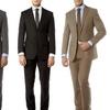 Alberto Cardinali Slim-Fit Men's Suits (2-Piece)