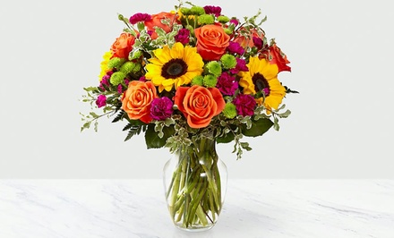 Flower Delivery and Gift Delivery from FTD.com (Up to 50% Off)