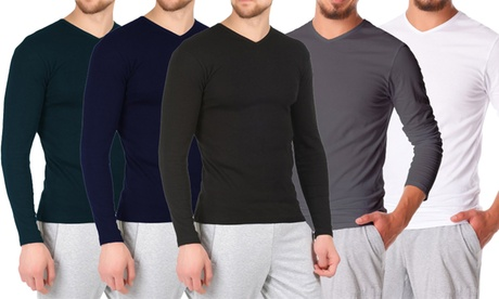 Pack de 5 jerseys de punto para hombre