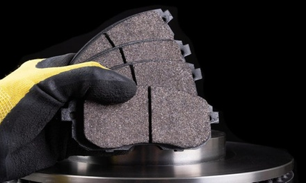 Up to 42% Off on Brake Pad Replacement at GLOBAL MOTORS GARAGE INC