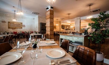 Menú de arroz para 2 personas con botella de vino desde 44,95 € en Arroces Ten Oferta en Groupon