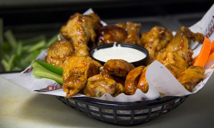Wing Nutz - Rio Grande: $15 for Two Groupons, Each Good for $15 Worth of Wings, Wraps, and Salads at Wing Nutz ($30 Total Value)