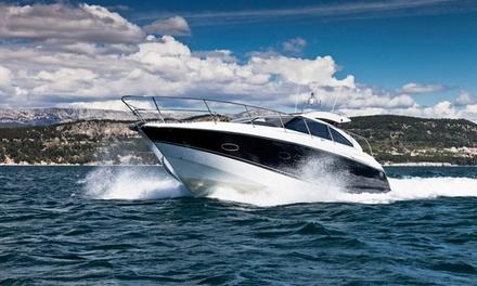 Stage permis bateau côtier à 229 € à l'école Bateau Ecole Azur
