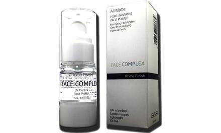 1 o 2 primer trucchi per il viso Face Complex