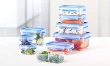 Emsa Clip and Close Glass Food Containers from £6.98