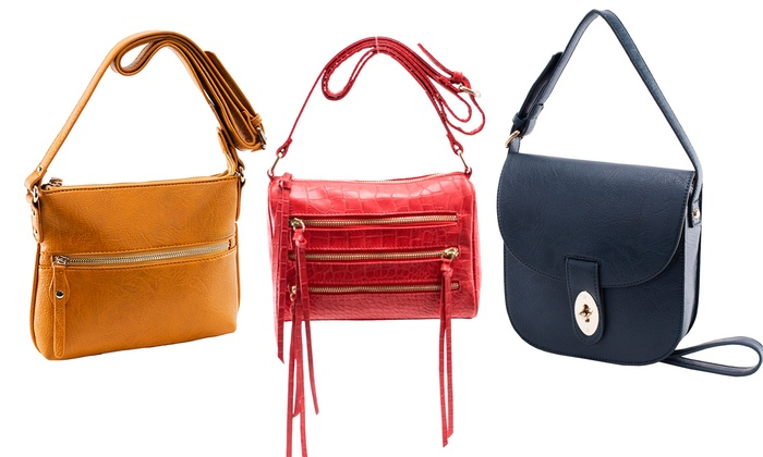 Parinda Women's Faux Leather C...