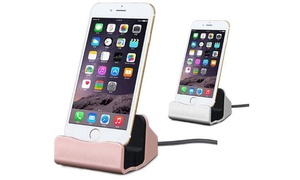 80% Off iPhone Charging Dock Station from A-List Finds at A-List Finds, plus 6.0% Cash Back from Ebates.
