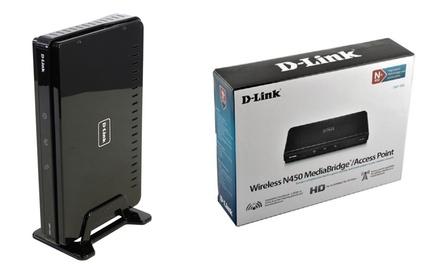 D-Link Wireless MediaBridge/Access Point