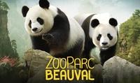 Entrée adulte ou enfant pour le ZooParc de Beauval, lun des 15 plus beaux zoos au monde, à 19,50 €