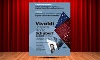 """1 place pour le concert de Vivaldi """"Les 4 Saisons"""" à 14 € à Clermont, Annecy, Valence, Montpellier ou Saint-Raphaël"""
