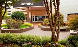 4-Star Sheraton Hotel with Garden Courtyard Pool at Sheraton Atlanta, plus 6.0% Cash Back from Ebates.