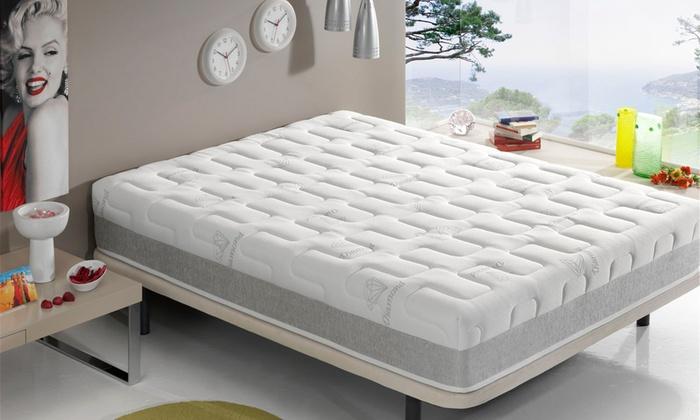 memory foam matratze groupon goods. Black Bedroom Furniture Sets. Home Design Ideas