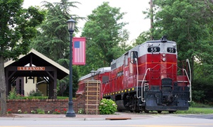 Up to 42% Off Historic Train Ride at LM&M Railroad at LM&M Railroad, plus 6.0% Cash Back from Ebates.