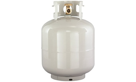 $15 for 20-Pound Propane Tank Exchange at Praxair ($25 Value)