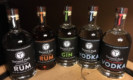 Up to 38% Off Tour at Twisted Path Distillery