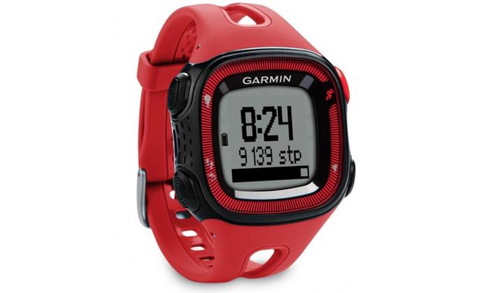 Garmin Forerunner 15 GPS Runner's Watch (Manufacturer Refurbished): Garmin Forerunner 15 GPS Runner's Watch (Manufacturer Refurbished)