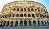 ✈ Rome : 2, 3 ou 4 nuits avec pdj, billet Colisée et vols A/R