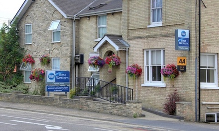 Suffolk: Double Room with Late Check-Out • Holiday deals Best Western Claydon Country House Hotel