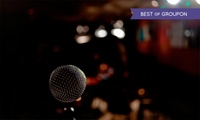 Comedy Club Night with Meal for Up to Six, 28 July–24 November at Home Lincoln (Up to 40% Off)