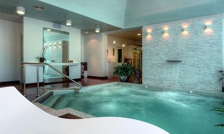Mantova 4*: camera doppia o matrimoniale con colazione, cena e Spa Hotel Villa Dei Tigli 920 Liberty Resort