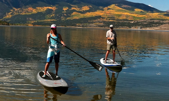 CKS Main Street - Buena Vista: Half- or Full-Day Kayak or Paddleboard Rental for One or Two at CKS Main Street (Up to 54% Off)