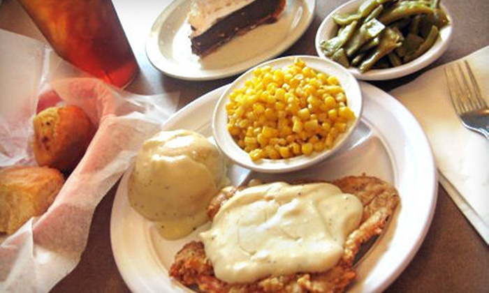 Mama's Daughters' Diner - Multiple Locations: Homestyle Food at Mama's Daughters' Diner (Half Off). Two Options Available.