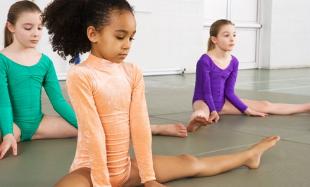 $209 for Two Weeks of Full-Day Camp at Rhythmic Art ($500 Value)