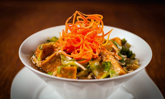 Mijo's Fusion - Fairmount: Spanish and Asian Fusion Cuisine at Mijo's Fusion (47% Off). Two Options Available.