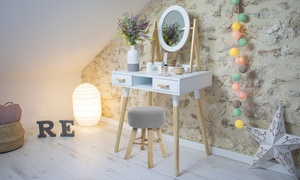 Coiffeuse scandinave