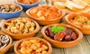 £15 toward Spanish Food and Tapas