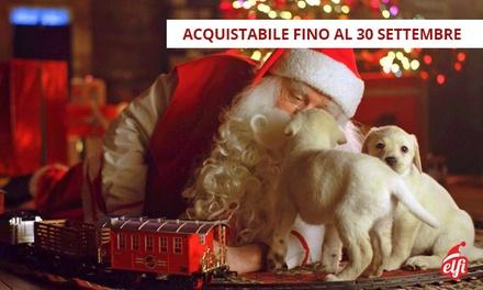Video messaggio Babbo Natale