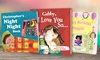 Put Me in the Story:  1, 2, 3, or 4 Personalized Paperback Kids' Storybooks by Marianne Richmond from Put Me in the Story (Up to 58% Off)