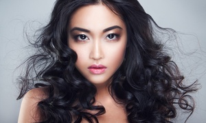 Orange Tag Hair and Beauty Emporium: Wash, Cut and Blow Wave from R140 with Optional Treatment or Colour at Orange Tag Hair & Beauty Emporium (Up to 65% Off)