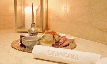Un rituel Johara ou un rituel Découverte pour 1 ou 2 personnes dès 39,90 € chez Le Johara