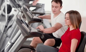 Overall Body & Fitness: Two or Four 30-Minute Personal Training Sessions at Overall Body & Fitness (Up to 58% Off)